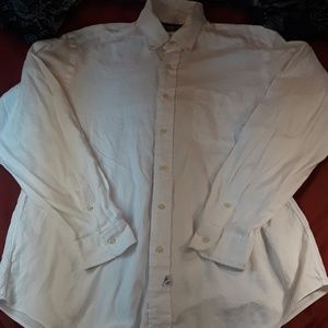 White Ralph Lauren Yarmouth edition shirt